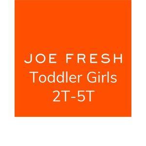 Brand New Joe Fresh Toddler Clothing